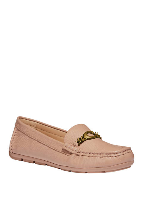 COACH Maegan Driver Loafers