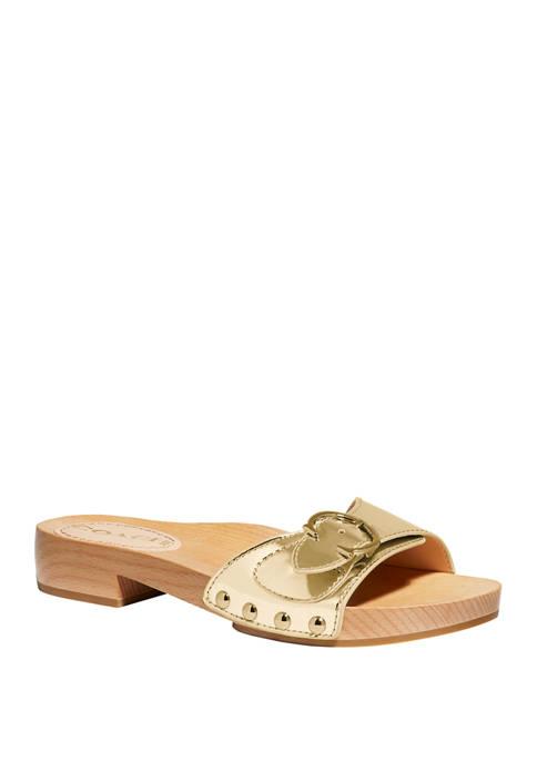 COACH Bleeker Sandals