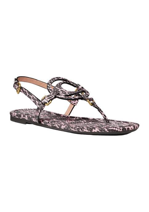 COACH Jeri Sandals