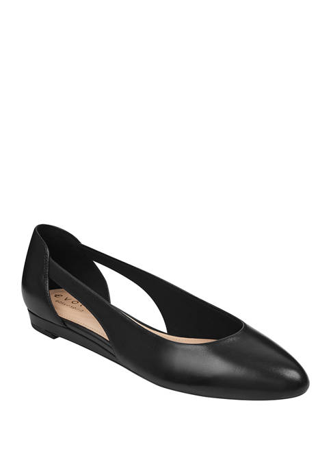 Evolve Dutchess Slip On Flats