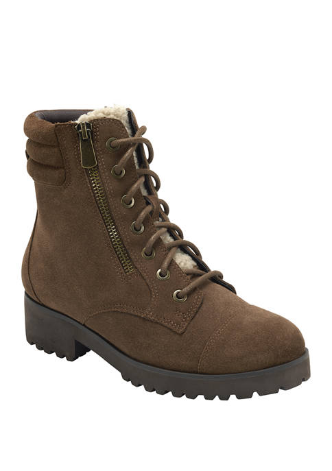 Evolve Wylie Combat Boots