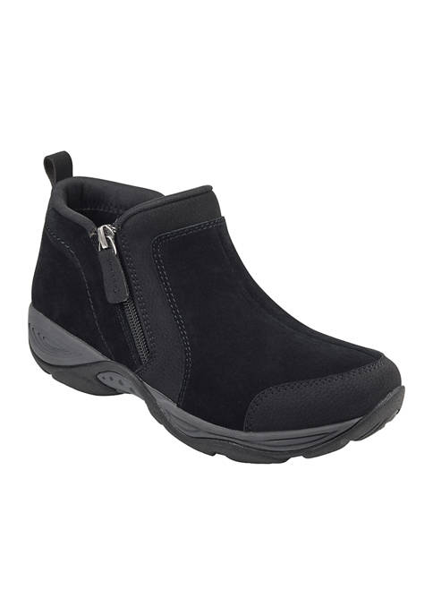Easy Spirit Evony Casual Ankle Booties
