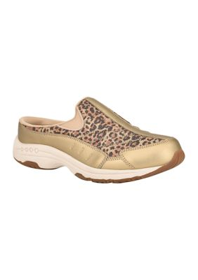 Easy Spirit Womens Traveltime Casual Mules