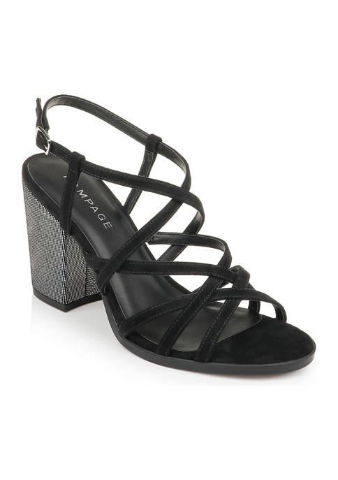 Emilia Strappy Sandals