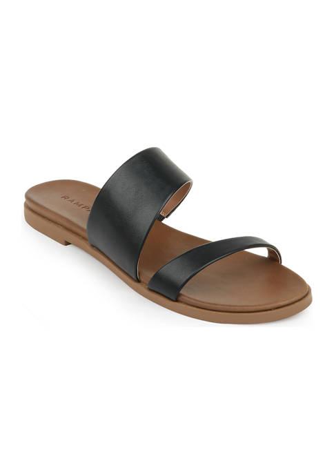 Bella Footbed Sandals
