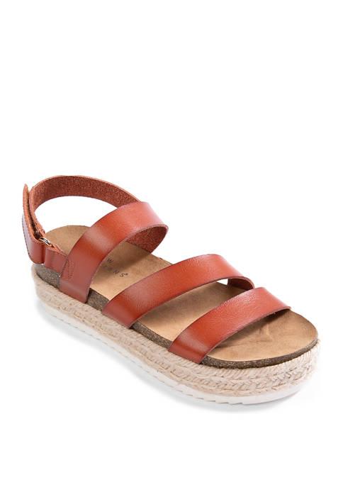 New Directions® Agnes Sport Sandals