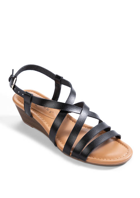New Directions® Scarlett Wedge Sandals