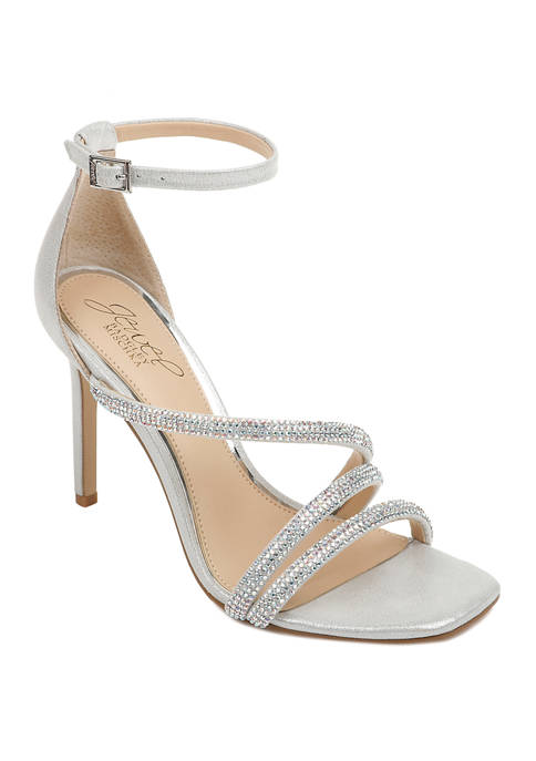 Jewel Badgley Mischka Naylor Sandals
