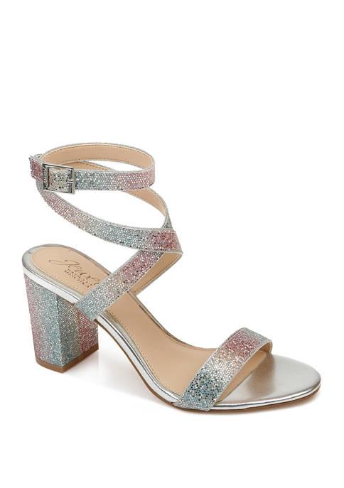 Jewel Badgley Mischka Newberry Sandals