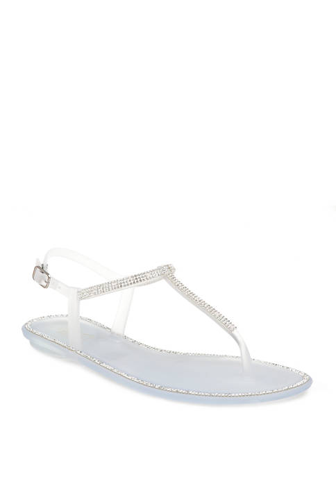 Normandy Jelly Sandals