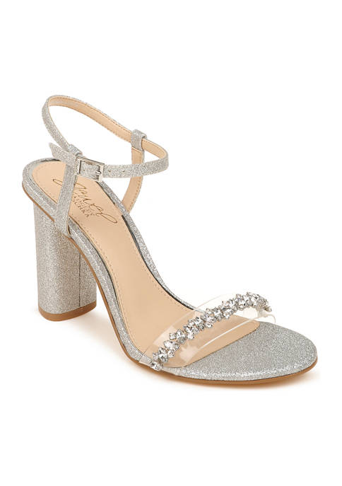 Jewel Badgley Mischka Fancie Heels