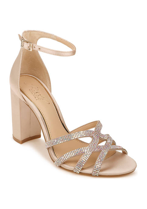 Jewel Badgley Mischka Fidelity Dress Sandals