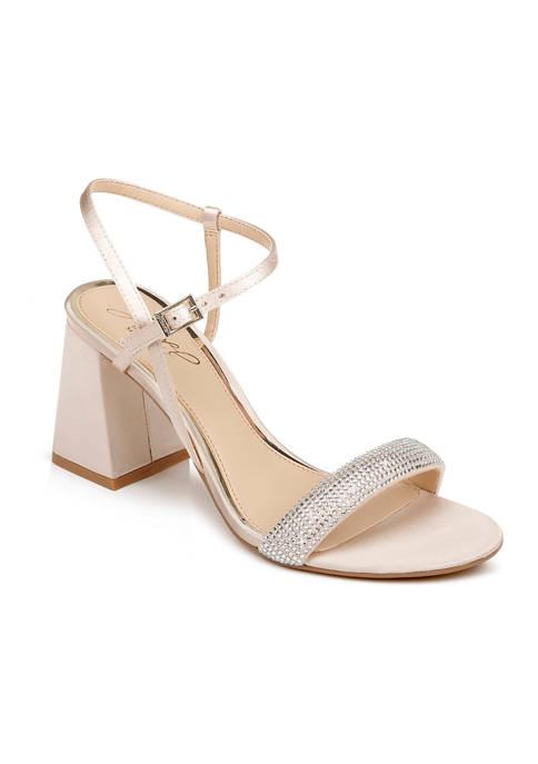Jewel Badgley Mischka Earlene Sandals