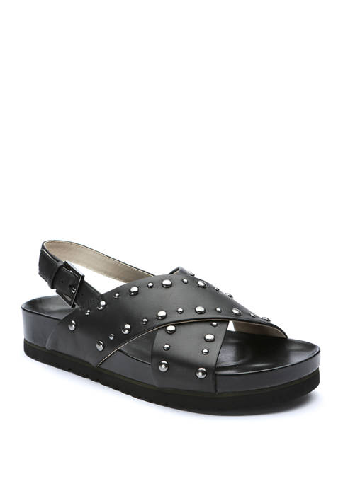 Tempo Studded Footbed Sandals