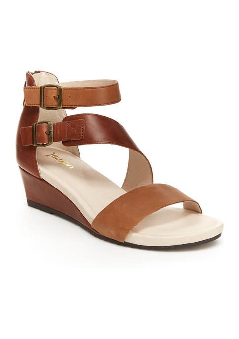 Capri Wedge Sandals