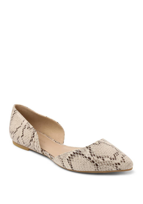 BCBGeneration DOrsay Flat Shoes