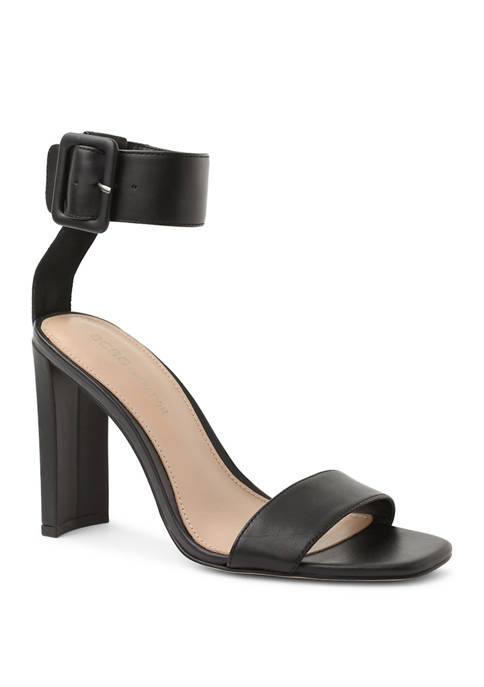 BCBGeneration Ankle Strap Sandals