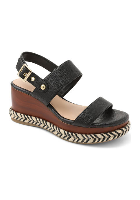 BCBGeneration Allia Wedge Sandals
