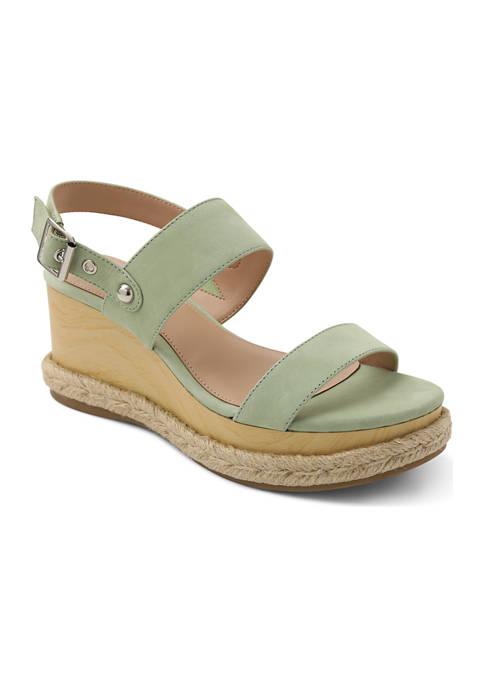 BCBGeneration Allia Wedge Sandals