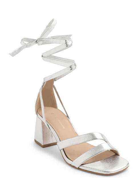 BCBGeneration Deena Ankle Strap Sandals