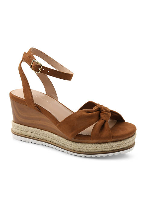 BCBGeneration Heela Wedge Sandals