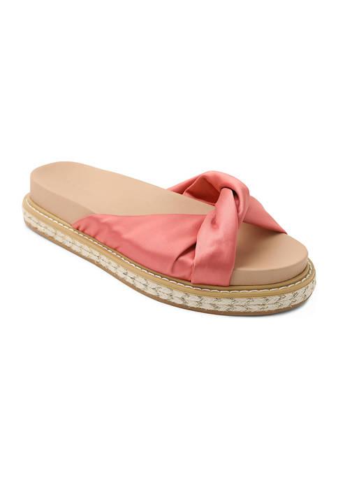 BCBGeneration Essina Flatform Sandals