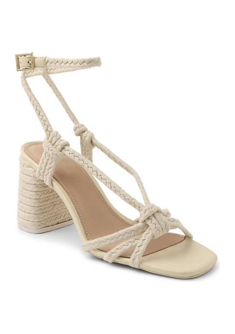 BCBGeneration Texa Ankle Strap Sandals