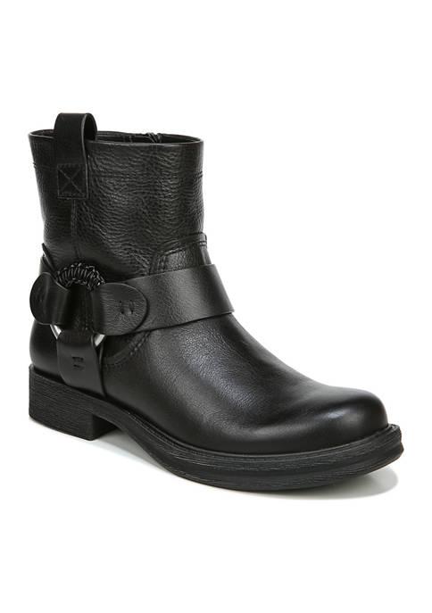 Zodiac Fiera Mid Shaft Boots- Black