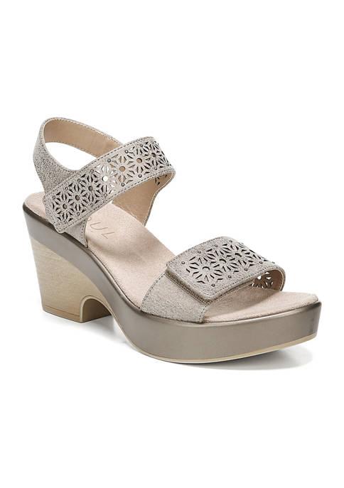 Mckenna Quarter Ankle T-Strap Sandals