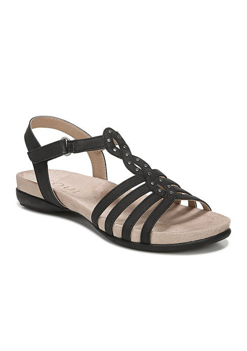 Soul Naturalizer Acadia Quarter Ankle T-Strap Sandals