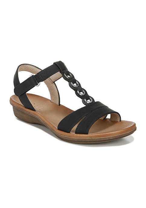 Shelly Quarter/Ankle/T-Strap Sandals