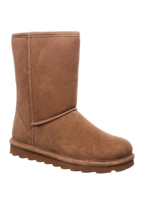 Bearpaw Elle Sheepskin Boots- Wide