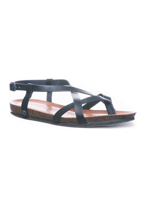 Bearpaw Lucia Footbed Sandals