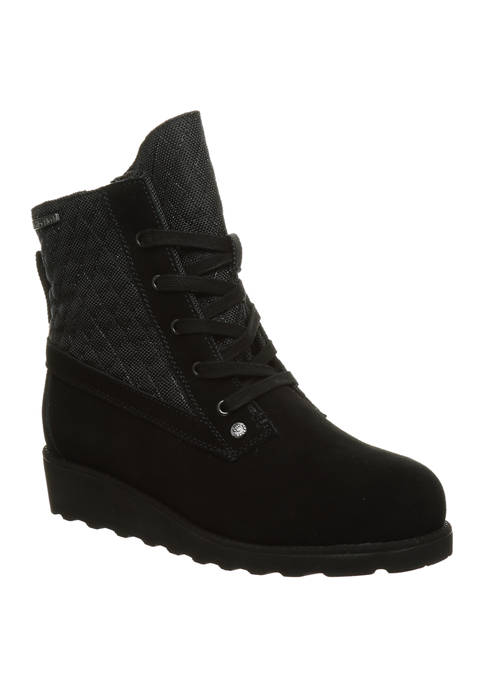 Bearpaw Harmoney Lace Up Boots