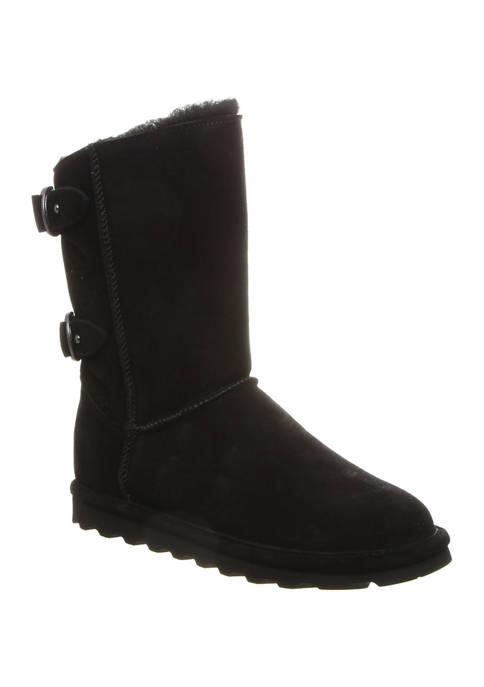 Bearpaw Clara Sheepskin Boots- Wide