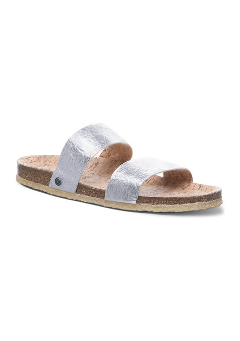 Bearpaw Lilo Vegan Footbed Sandals