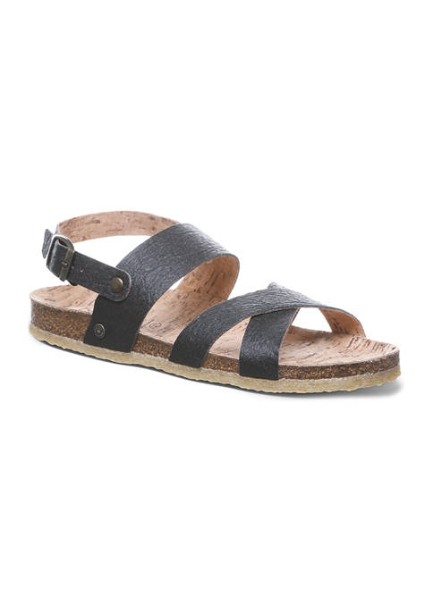Bearpaw Kala Vegan Slingback Sandals