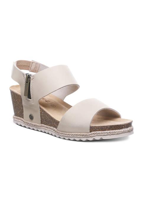 Bearpaw Dahlia Wedge Sandals