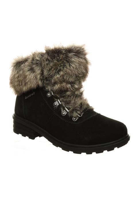 Bearpaw Serenity Fur Booties