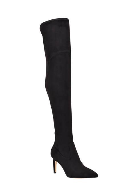 Calvin Klein Sacha Over the Knee Boots