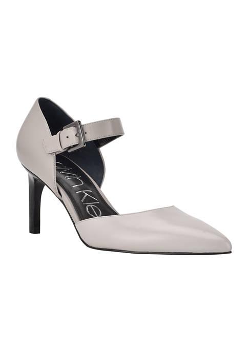 Calvin Klein Sekin Pointed Toe Heels