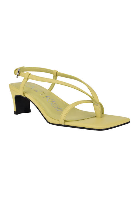Willo Barely There Sandals