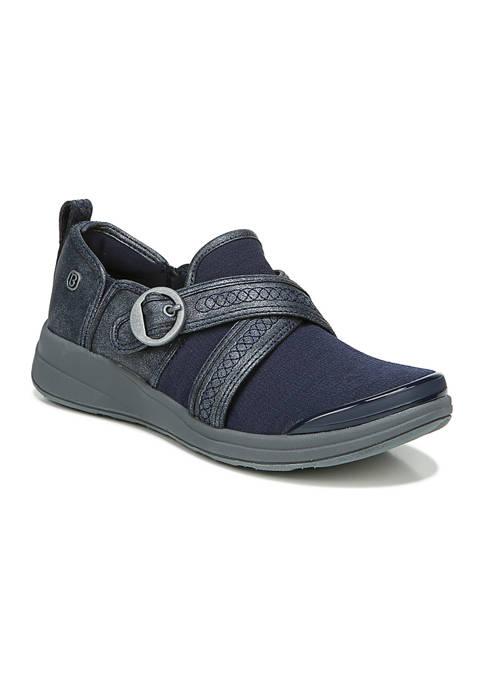 Bzees Indigo Slip On Shoes