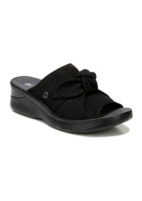 Bzees Smile Slingback Sandals