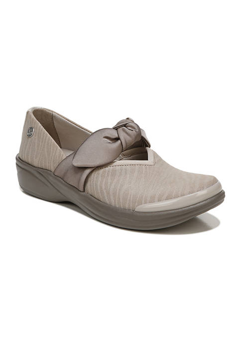 Bzees Playful Slip On Shoes