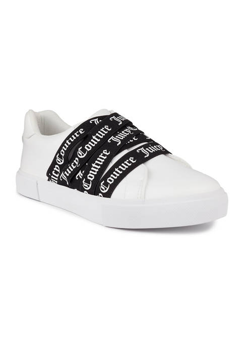 Juicy Couture Carrie Strappy Fashion Sneakers