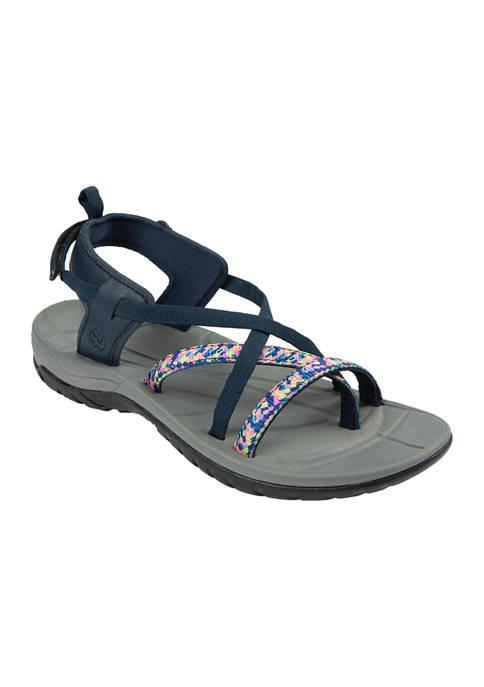 Covina Comfort Footbed Sandals