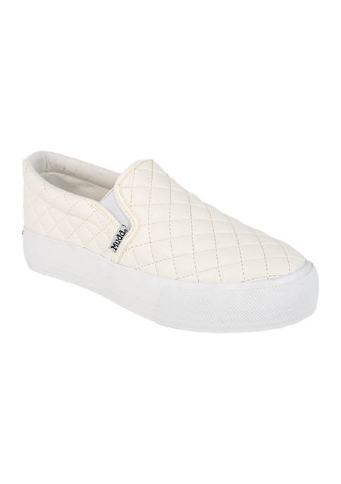 Beyley Slip On Quilted Sneakers