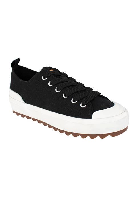 Evelyn Lug Sneakers