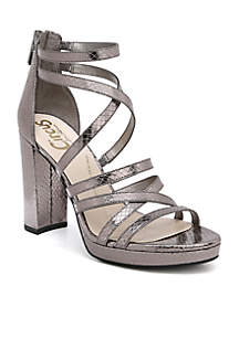 Adele Open Toe Strappy Sandals